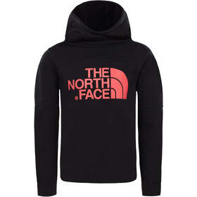 The North Face Drew Peak Hoodie Girls tnf black